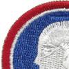 111th Regimental Combat Team Patch   Upper Left Quadrant
