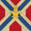 111th Field Artillery Battalion Patch | Center Detail