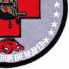 111th Aviation Air Ambulance Regiment Patch Color | Lower Right Quadrant