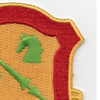 111th Armored Cavalry Regiment Patch | Upper Right Quadrant