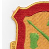 111th Armored Cavalry Regiment Patch | Upper Left Quadrant