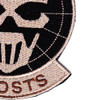 5th Special Forces Group Certified Ghost Patch Hook And Loop   Lower Right Quadrant