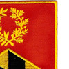 110th Field Artillery Regiment Patch | Upper Right Quadrant