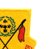110th Cavalry Regiment Patch | Upper Right Quadrant