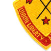 110th Cavalry Regiment Patch | Lower Left Quadrant