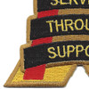 10th Support Group Patch | Lower Left Quadrant