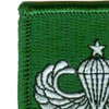 10th Special Forces Group Senior Jump Wings Patch | Upper Left Quadrant
