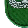 10th Special Forces Group Senior Jump Wings Patch | Lower Left Quadrant