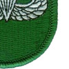 10th Special Forces Group Senior Jump Wings Patch | Lower Right Quadrant