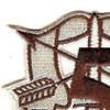 5th Special Forces Group Crest Desert Brown 5 Patch | Upper Left Quadrant
