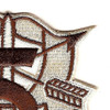 5th Special Forces Group Crest Desert Brown 5 Patch | Upper Right Quadrant