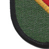 10th Special Forces Group Europe Flash Patch | Lower Left Quadrant