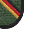 10th Special Forces Group Europe Flash Patch | Lower Right Quadrant
