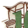 10th Special Forces Group Crest Desert Green 10 Patch | Upper Left Quadrant