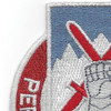10th Mountain Infantry Division Special Troops Battalion Patch STB-28   Upper Left Quadrant