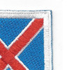 10th Mountain Division Flash Patch | Upper Right Quadrant
