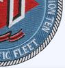 10th Mobile Construction Battalion Patch Pacific Fleet