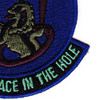 10th Missile Squadron Patch | Lower Right Quadrant
