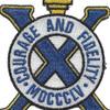 10th Infantry Regiment Patch | Center Detail