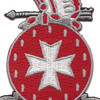 14th Field Artillery Battalion Patch | Center Detail
