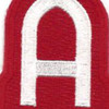 14th Fictional Field Army Patch WWII | Center Detail