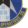 5th SOS Special Operations Squadron Patch   Lower Right Quadrant