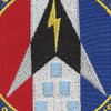 5th SOS Special Operations Squadron Patch   Center Detail