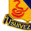 14th Cavalry Regiment Patch | Lower Left Quadrant