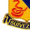 14th Cavalry Regiment Patch | Lower Left Quadrant