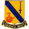 14th Cavalry Regiment Patch