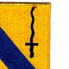 14th Cavalry Regiment Patch | Upper Right Quadrant