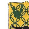 149th Armor Regiment Patch   Upper Left Quadrant