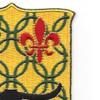 149th Armor Regiment Patch   Upper Right Quadrant