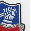 148th Armored Infantry Battalion Patch   Upper Right Quadrant
