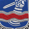 148th Armored Infantry Battalion Patch   Center Detail
