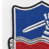 148th Armored Infantry Battalion Patch   Upper Left Quadrant