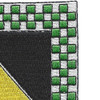 147th Tank Battalion Patch | Upper Right Quadrant