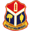 147th Field Artillery Regiment Patch