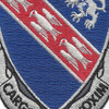 147th Armored Regiment Patch | Center Detail