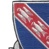 147th Armored Regiment Patch | Upper Left Quadrant