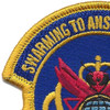 145th Operations Support Squadron Patch | Upper Left Quadrant