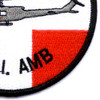 145th Medical Detachment Patch Hell. Amb | Lower Right Quadrant