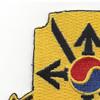 145th Cavalry Regiment Patch | Upper Left Quadrant