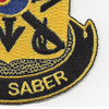 145th Cavalry Regiment Patch | Lower Right Quadrant