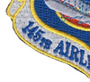 145th Airlift Wing Patch