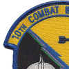 10th Combat Weather Squadron Patch | Upper Left Quadrant