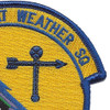 10th Combat Weather Squadron Patch | Upper Right Quadrant