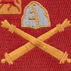 10th Field Artillery Regiment Patch | Center Detail
