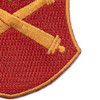 10th Field Artillery Regiment Patch | Lower Right Quadrant