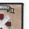 10TH Combat Support Medical Hospital Iraq Patch | Upper Right Quadrant